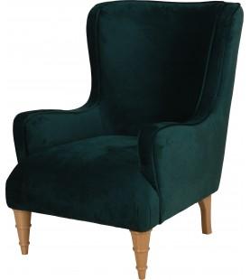 Elegancki Angielski Fotel...